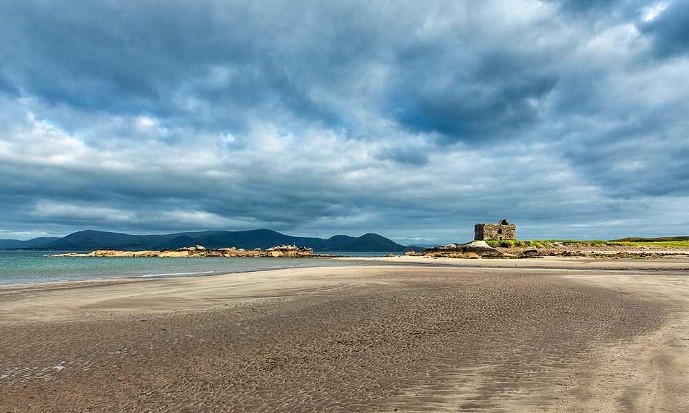 Fotoreise Irland - Ring of Kerry - Ballinskelligs Castle