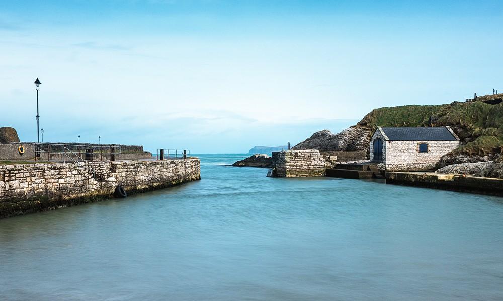 Fotoreise Irlands Norden - Ballintoy Harbour