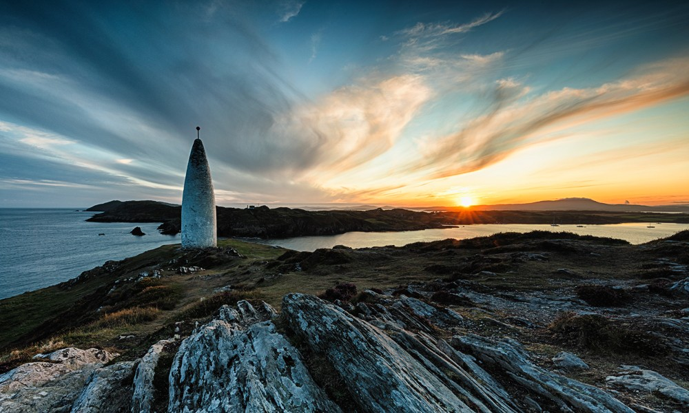 Fotoreise Irland - West Cork - Baltimore Beacon