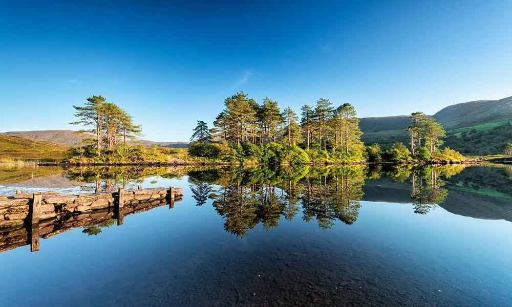 Fotoreise Irland - Beara Halbinsel - Cloonee Lough