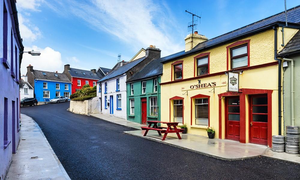 Fotoreise Irland - Beara Halbinsel - Eyeries