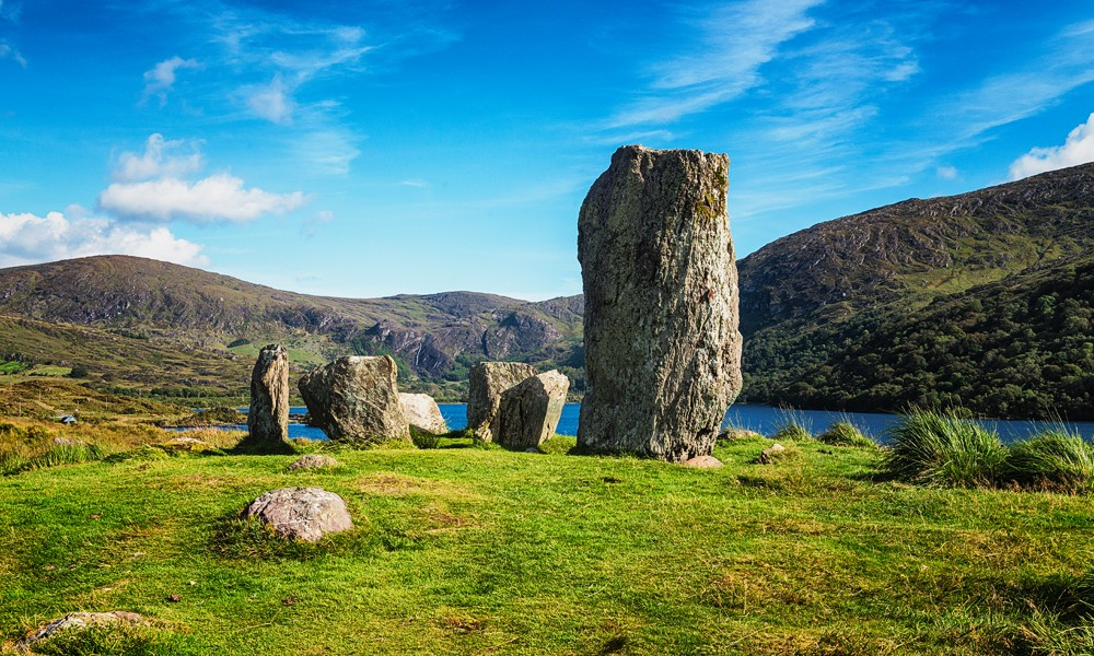 Fotoreise Irland - Beara Halbinsel - Uragh Stone Circle