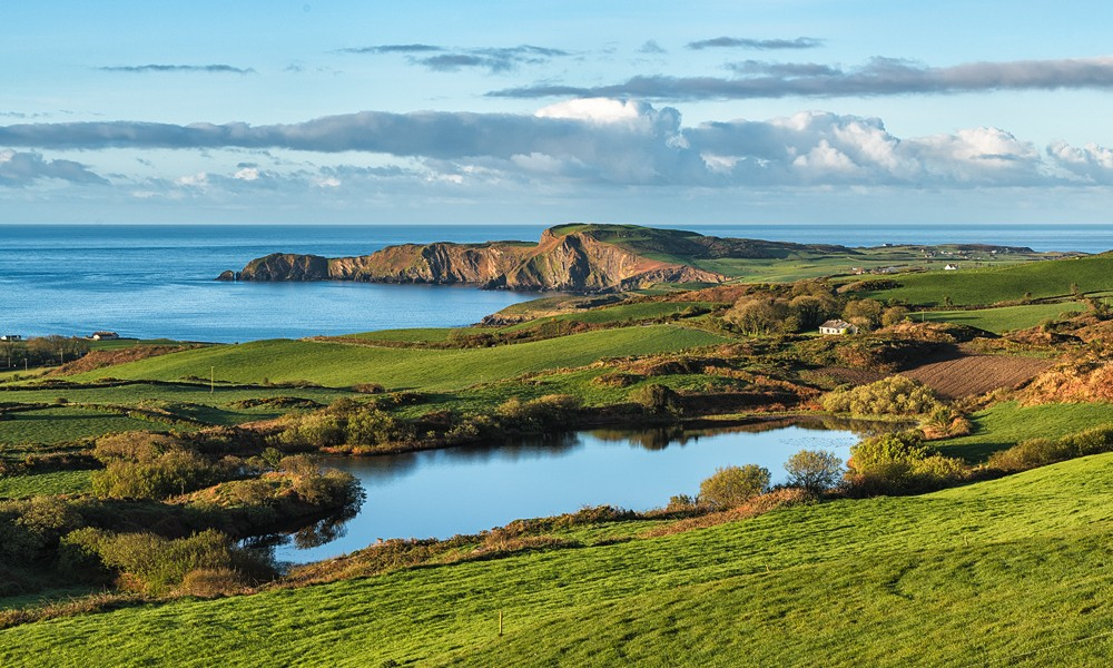 Fotoreise Irland - West Cork - Castlehaven Bay