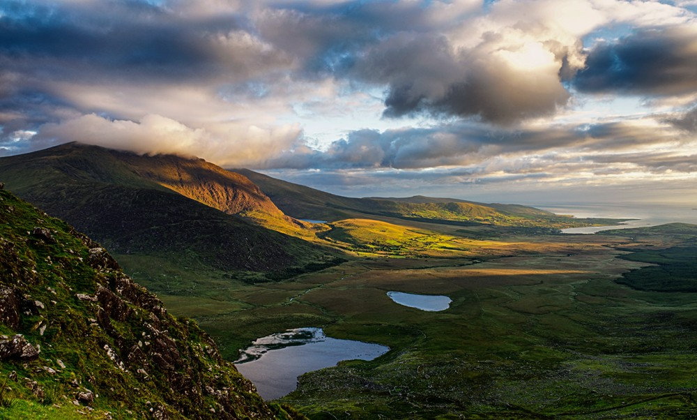 Fotoreise Irland - Dingle Halbinsel - Connor Pass