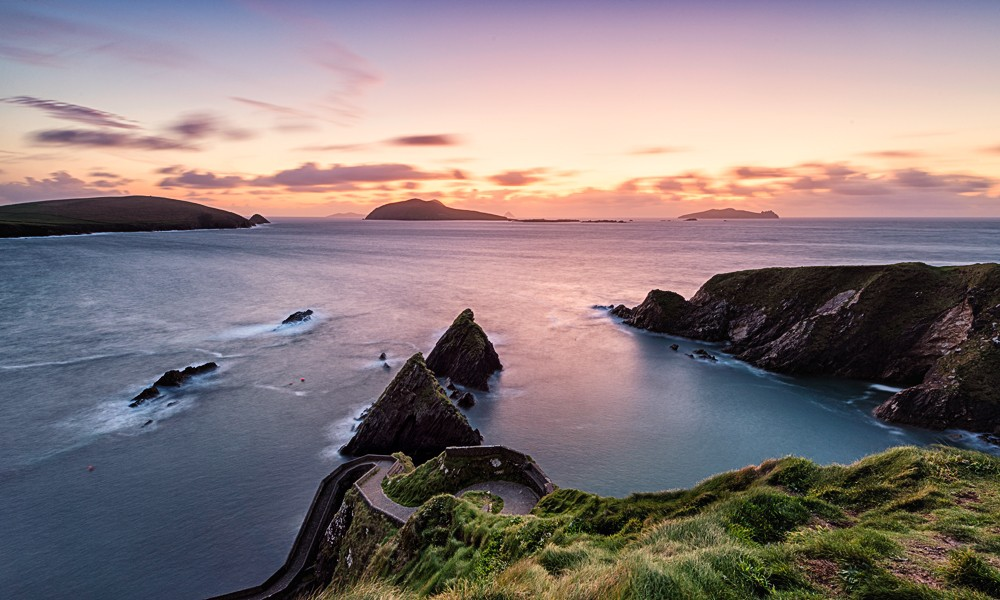 Fotoreise Irland - Dingle Halbinsel - Dunquin Pier