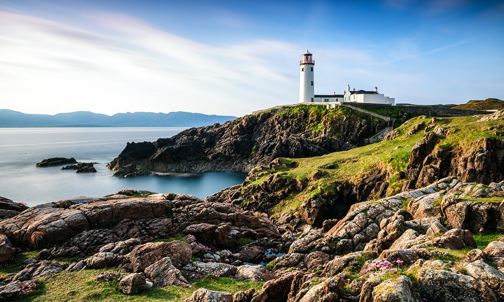 Fotoreise Irlands Norden - Fanad Head Lighthouse