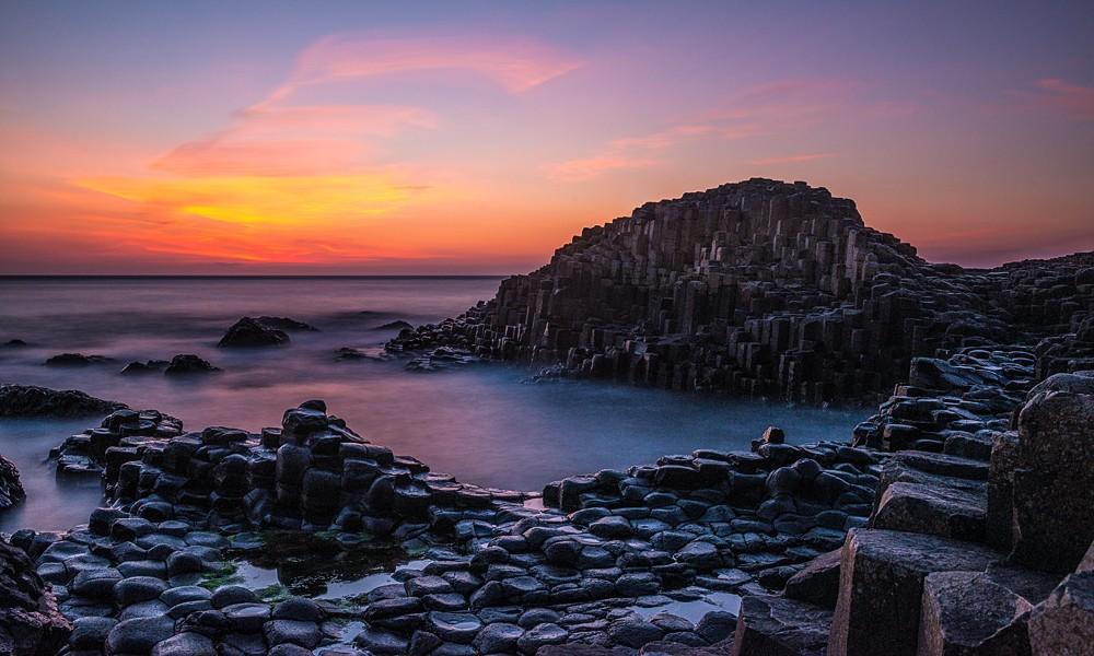 Fotoreise Irlands Norden - Giant's Causeway