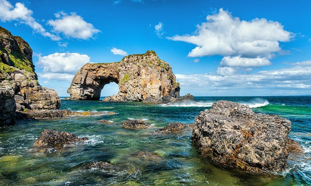 Fotoreise Irlands Norden - Great Pollet Arch