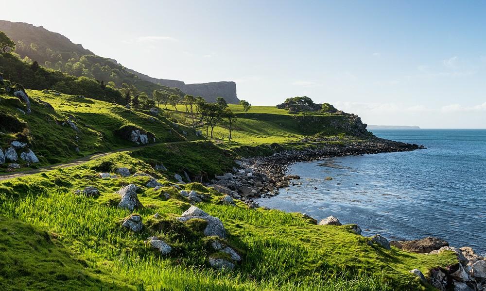 Fotoreise Irlands Norden - Murlough Bay