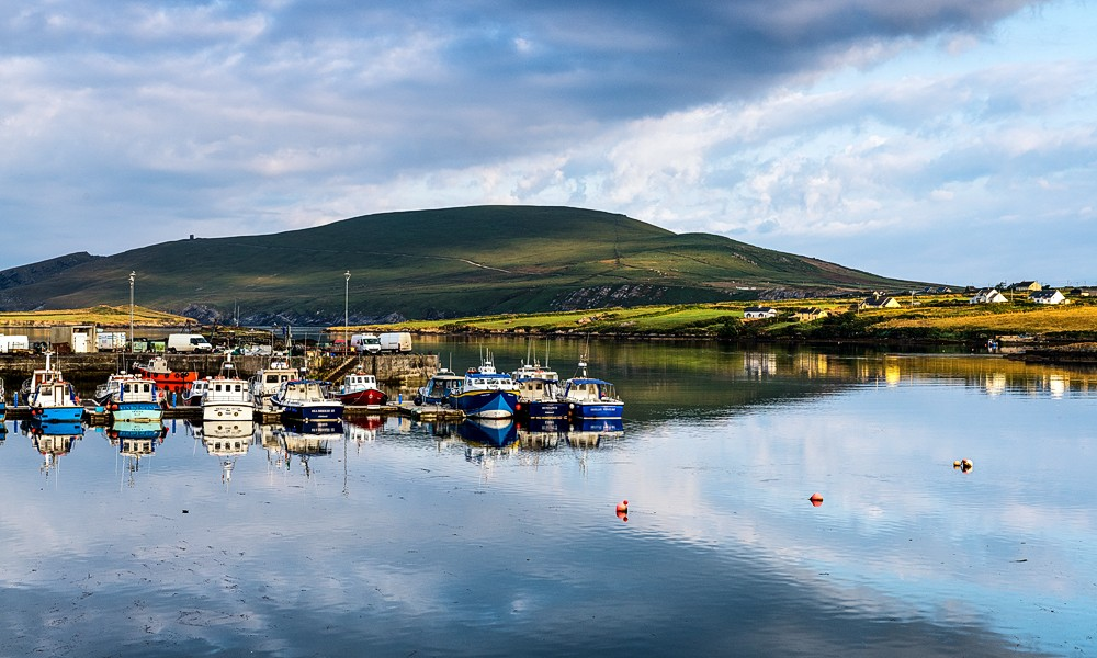 Fotoreise Irland - Ring of Kerry - Portmagee