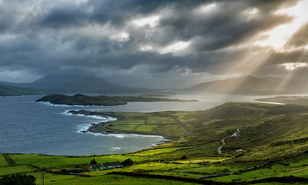 Fotoreise Irland - Ring of Kerry - Valentia Island